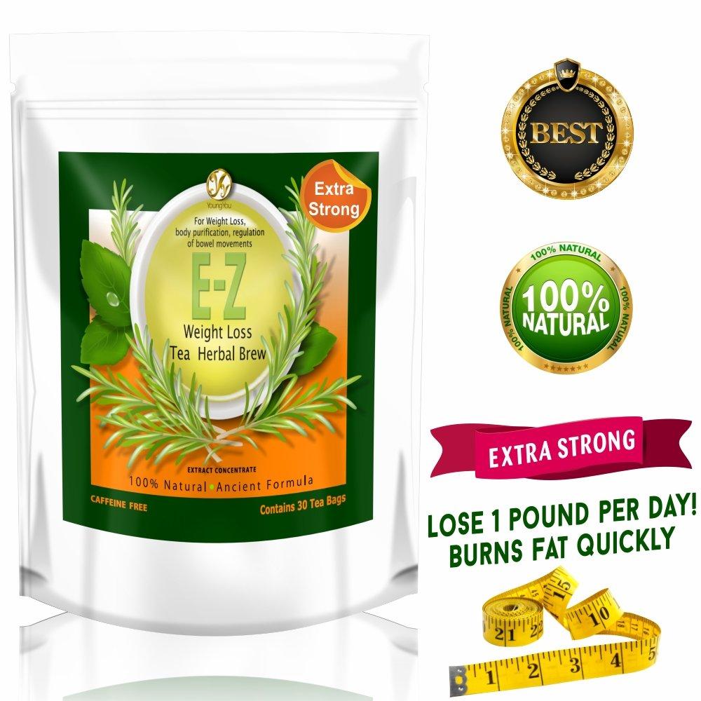 Tea diet weight loss