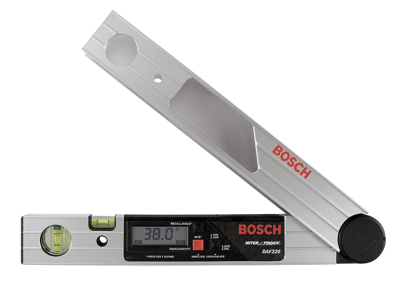 Celing Window Bosch Daf220k Miter Finder Digital Angle Finder With Leg
