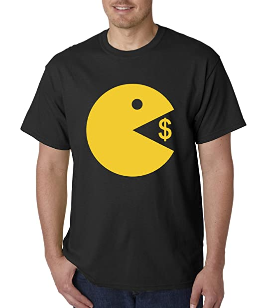 Expression Tees Manny Pacman Pac Man Defeats Money Team Boxing