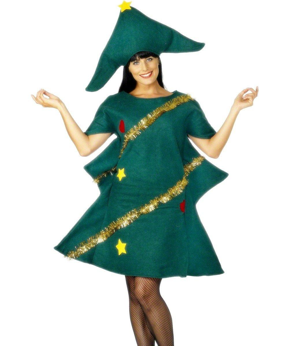 Christmas tree dress up images -  Child Costume Child Christmas Smiffy S Christmas Tree