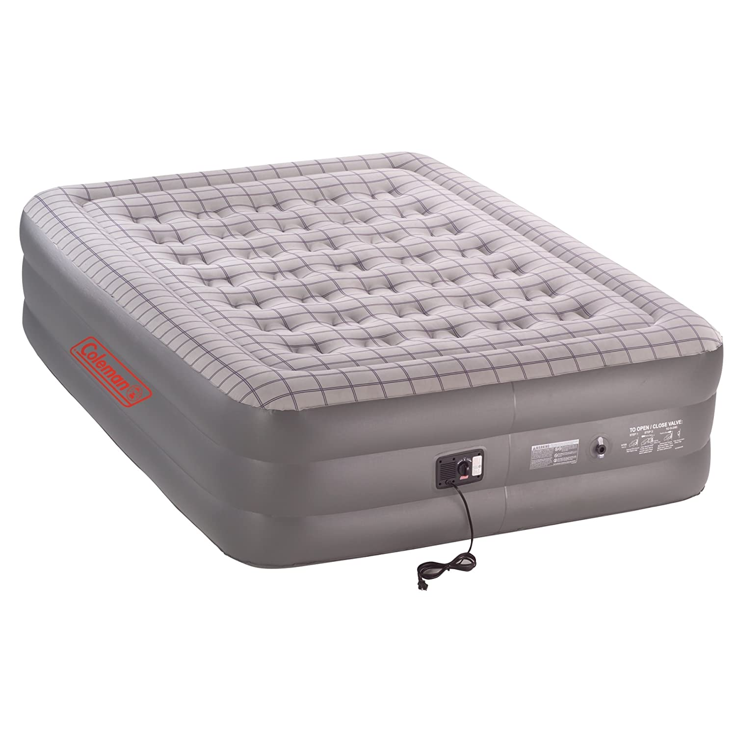 Air Mattress With Built In Pump Homelingo Com