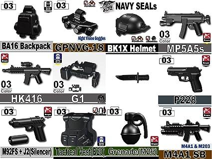 Navy Seal Custom Custom Navy Seals Weapons Pack
