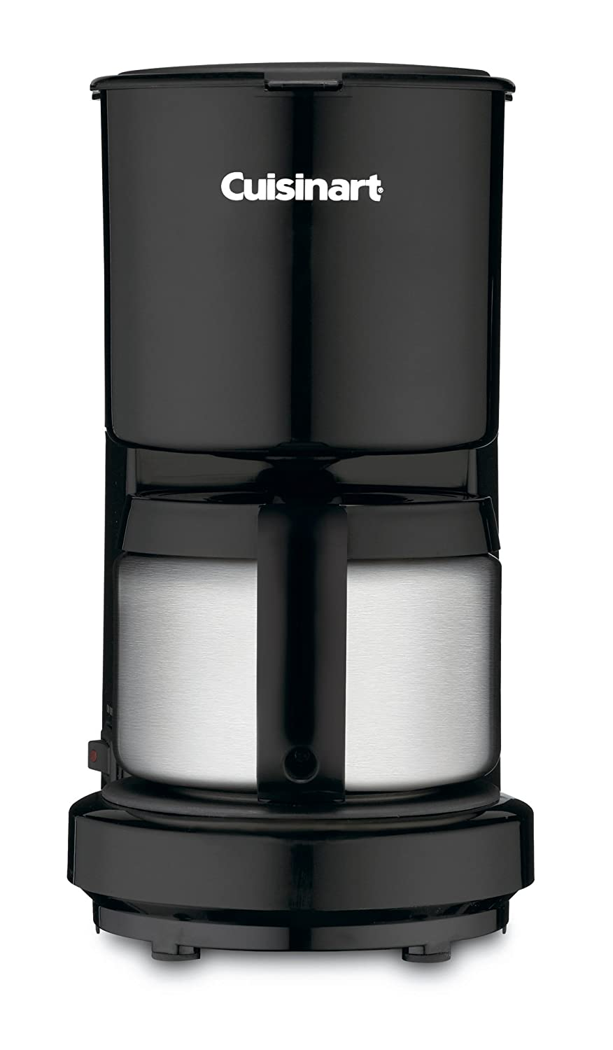 CuisinArt DCC-450BK: The 4 Cup Coffee Maker to Prevent Wastage