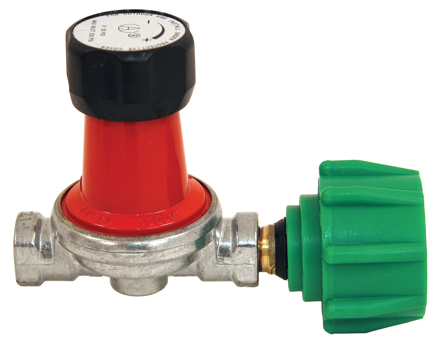 High Pressure Regulator : Psi adjustable high pressure propane regulator gas