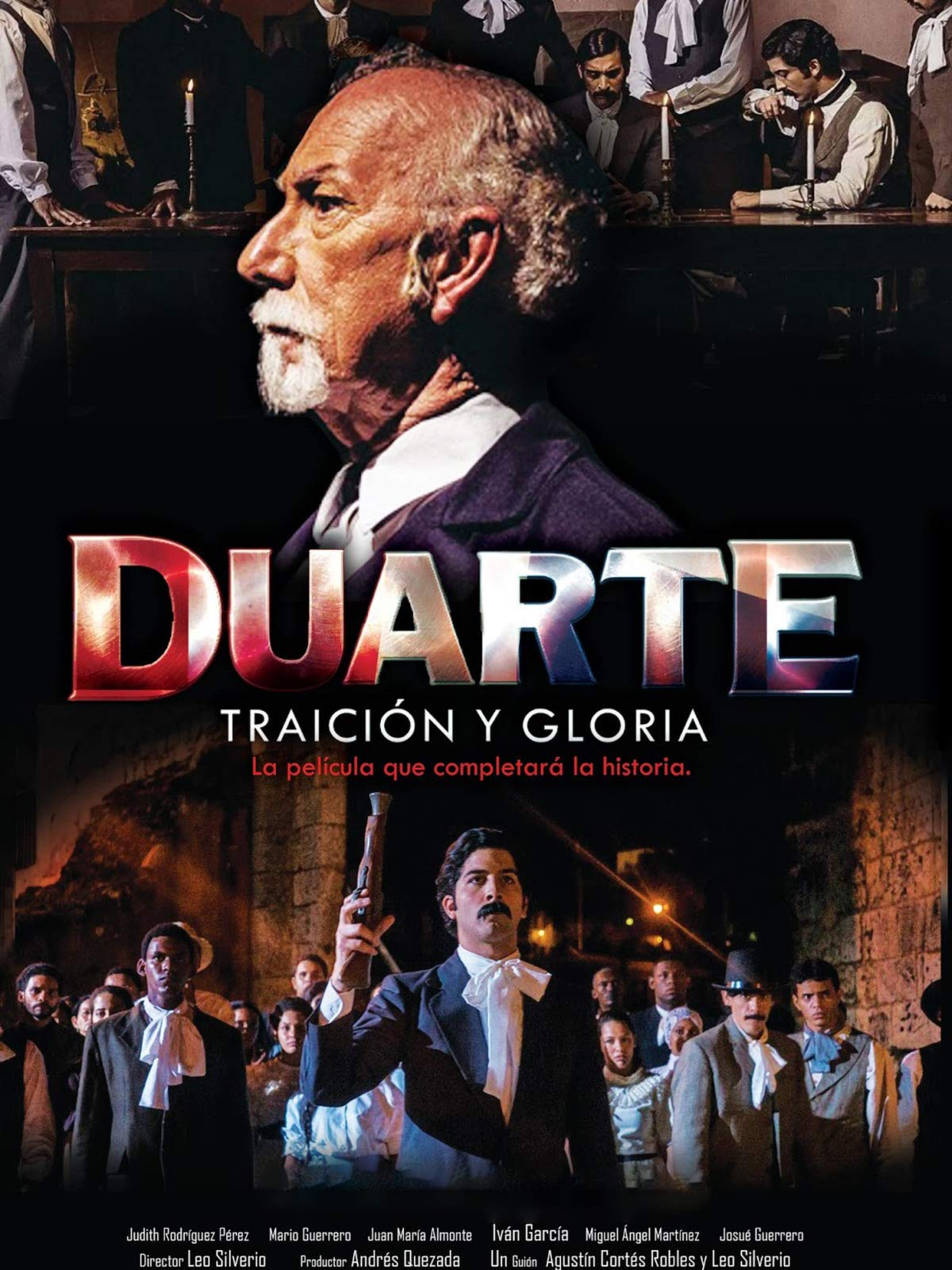 Duarte (Traicion y Gloria) on Amazon Prime Video UK