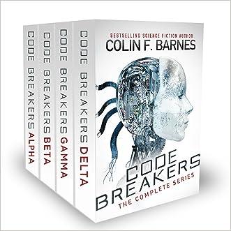 Code Breakers Complete Series: Books 1-4