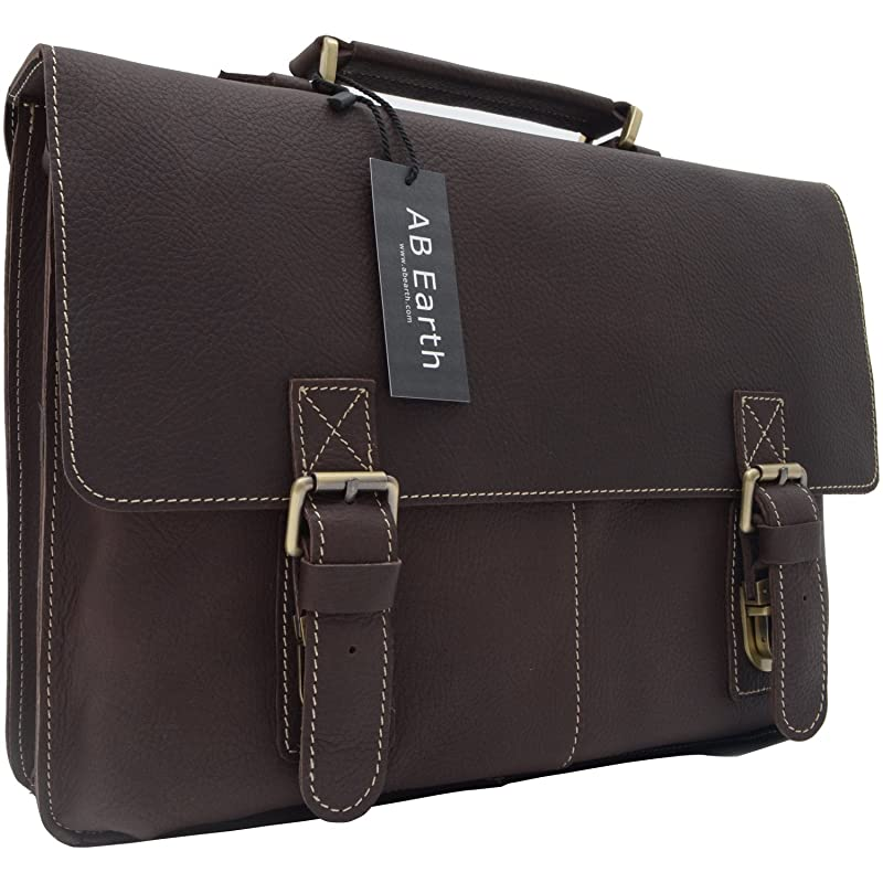 best leather laptop bag for men 2016