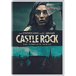 Castle Rock: The Complete Series (DVD)