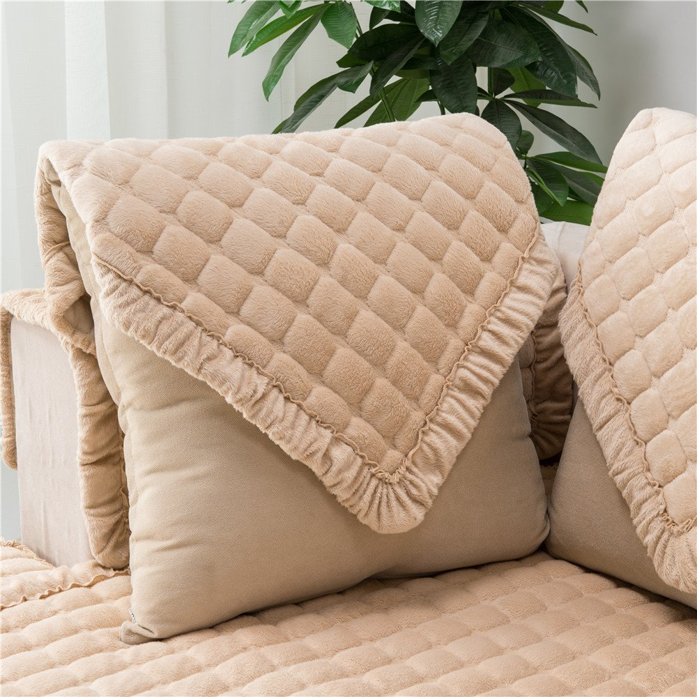 """OstepDecor Multi-size Pet Dog Couch Rectangular Soft Quilted Furniture Protectors Covers for Sofa, Loveseat 
