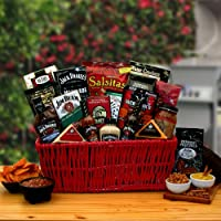 Jim Beam & Jack Daniels Together at Last Grilling Gift Set