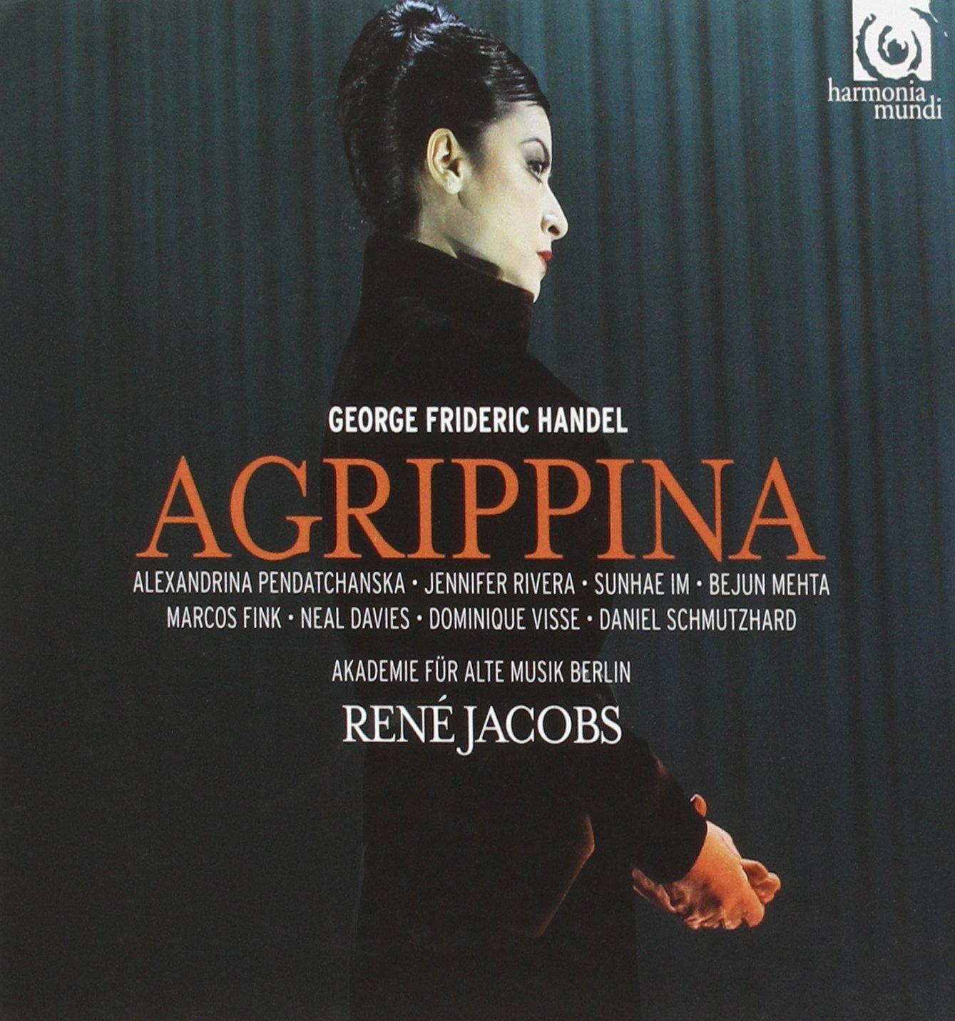 Agrippina Handel Gardiner Handel Agrippina