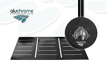Cama con somier Calefacción aluminio Chrome xl70-171234716Calefacción para actualización para todas las camas, camas colchones de todo tipo, gel y aire. con solo 70W consumo de energía Adiós a los
