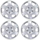 BDK Toyota Corolla Style Hubcaps Wheel Cover, 15