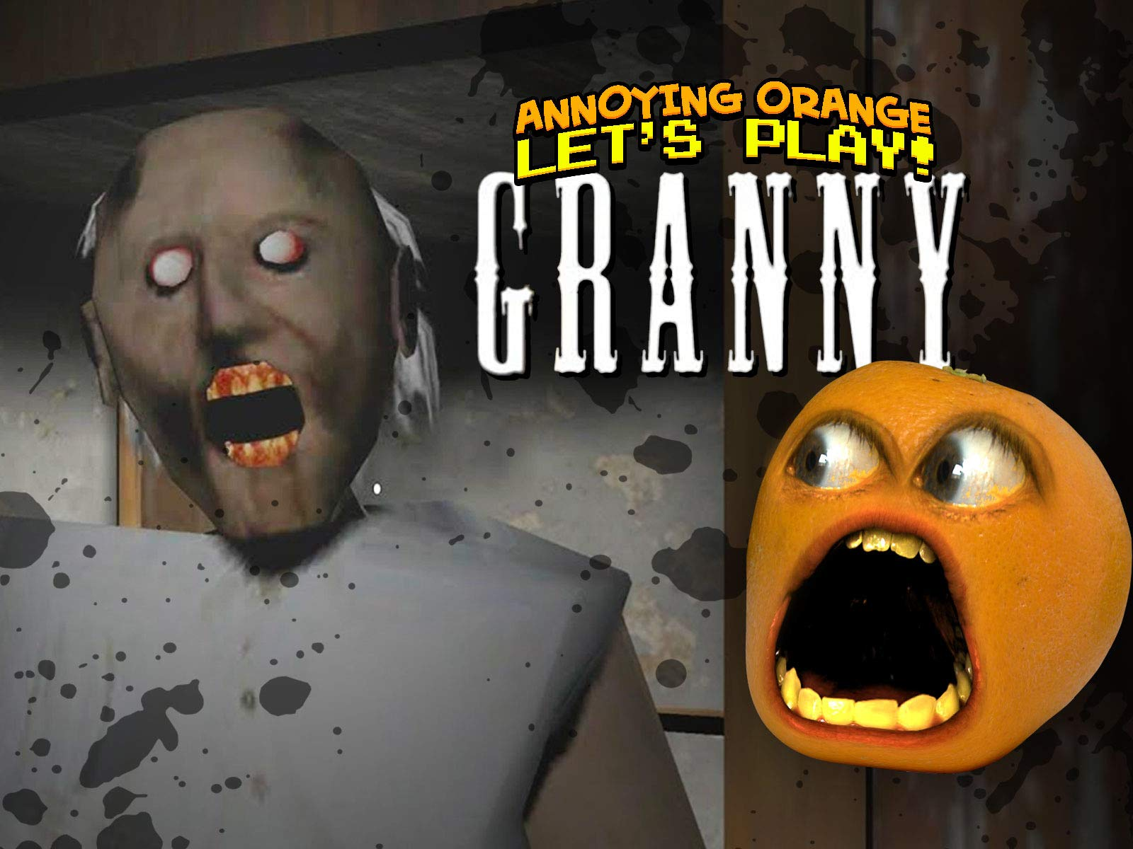 Clip: Annoying Orange Plays Granny - Season 1