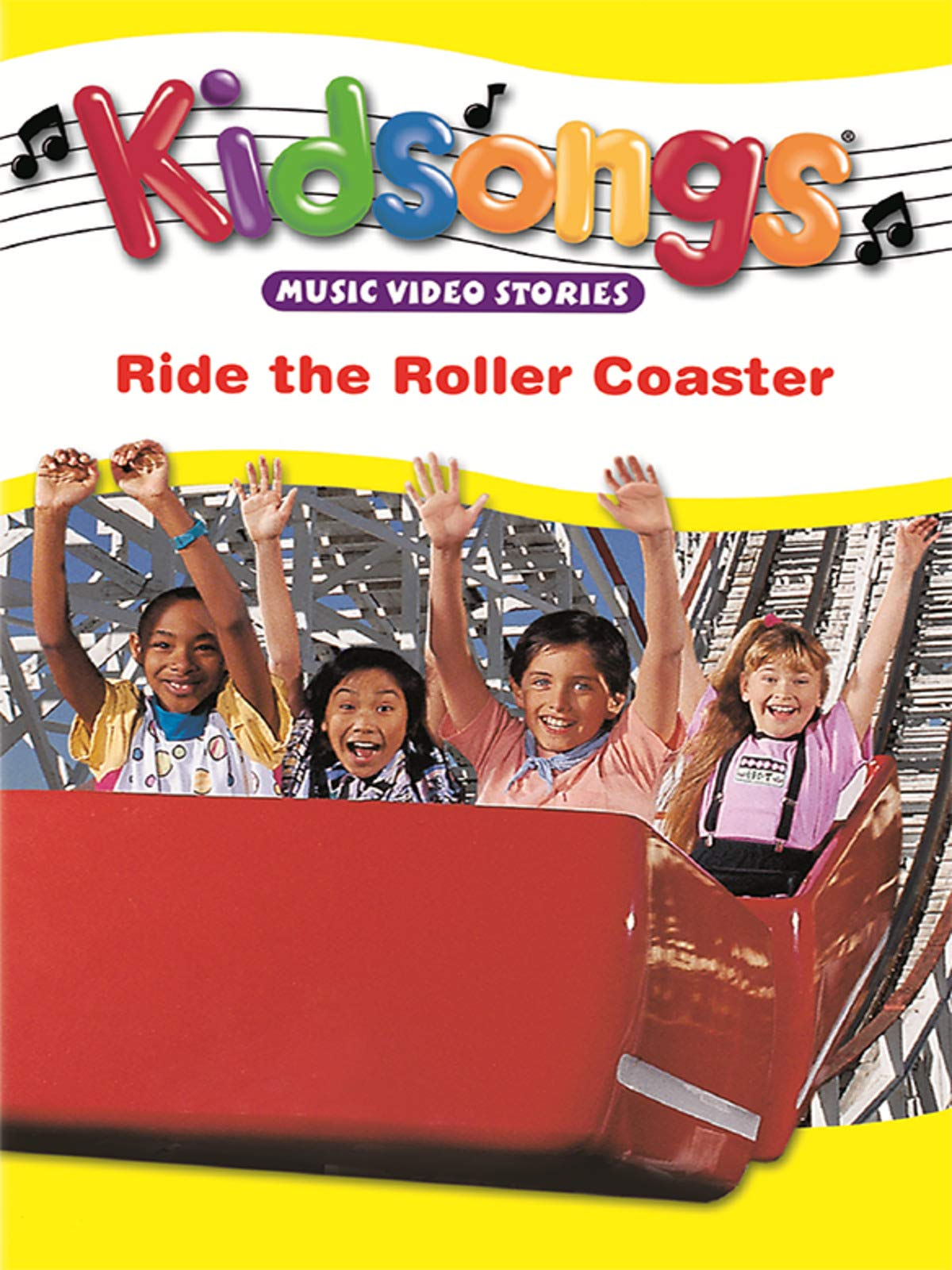 Kidsongs: Ride the Rollercoaster