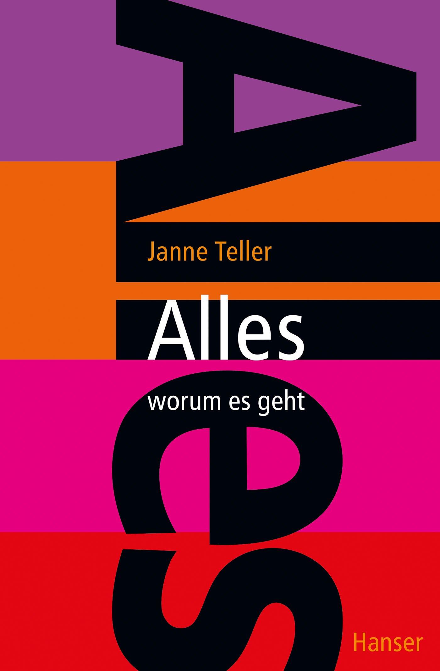 Alles worum es geht von Janne Teller