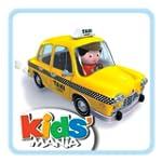 Kleiner Junge - Tom und sein Taxi
