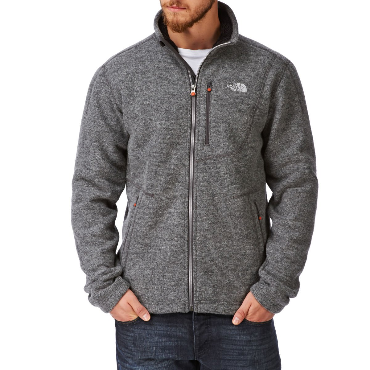 THE NORTH FACE Herren Fleecejacke Zermatt Full Zip günstig kaufen