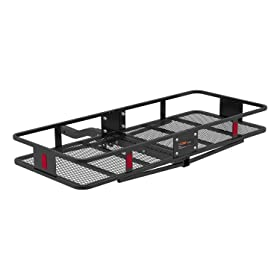 cargo carriage reviews - CURT 18153 Basket Style Cargo Carrier