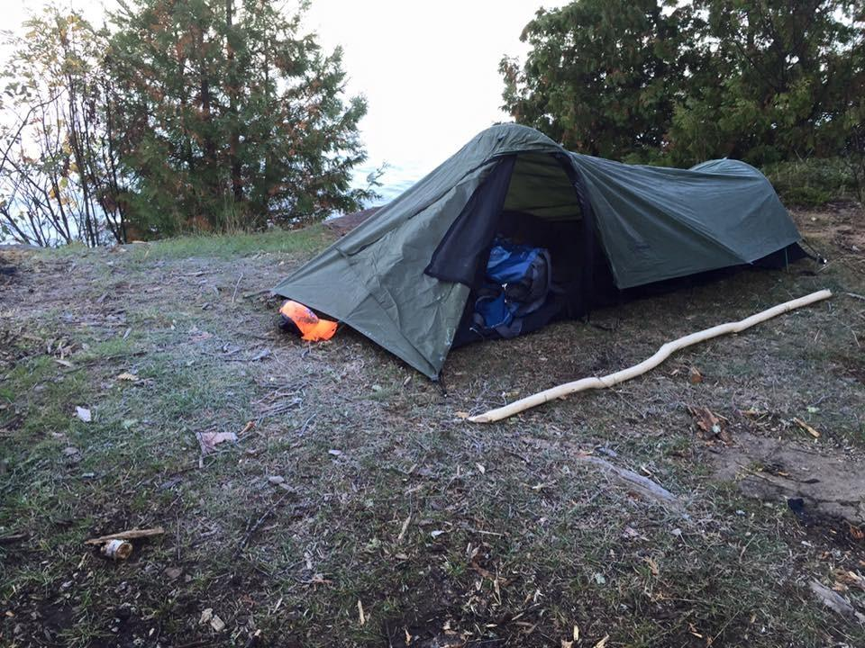 Snugpak The Ionosphere 1 Man Dome Tent