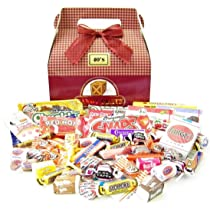 Candy Crate 1940s Retro Candy Gift Box