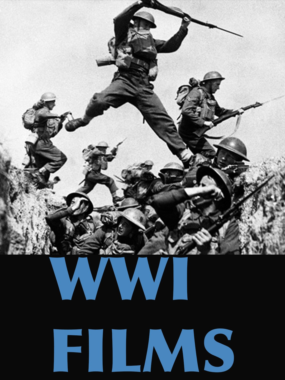 WWI Films on Amazon Prime Instant Video UK