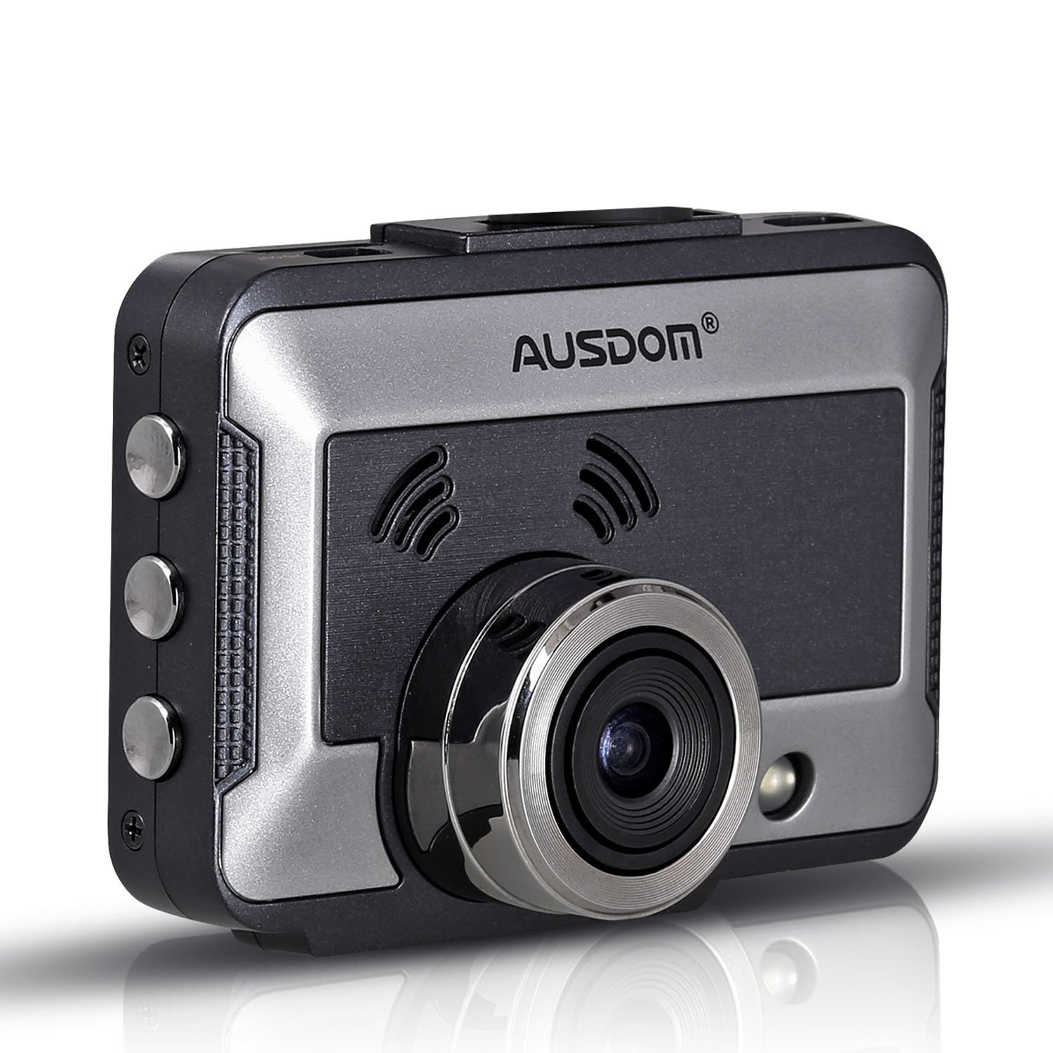 AUSDOM Dash Cam AD250 2.0 Inches Car DVR with 120° Wide Angle Lens,1080p Full HD and WDR - The Best Dash Camera for Cars
