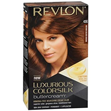 Medium Golden Brown Hair Dye