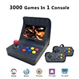 BAORUITENG Retro Game Console ,Classic Retro Video Game Player Portable Game Console 16GB 4.3