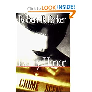 Family Honor - Robert B. Parker