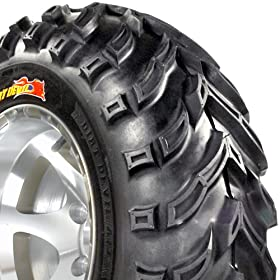 GBC Dirt Devil Bias ATV Tire - 25x8-12-cheap-atv-tires
