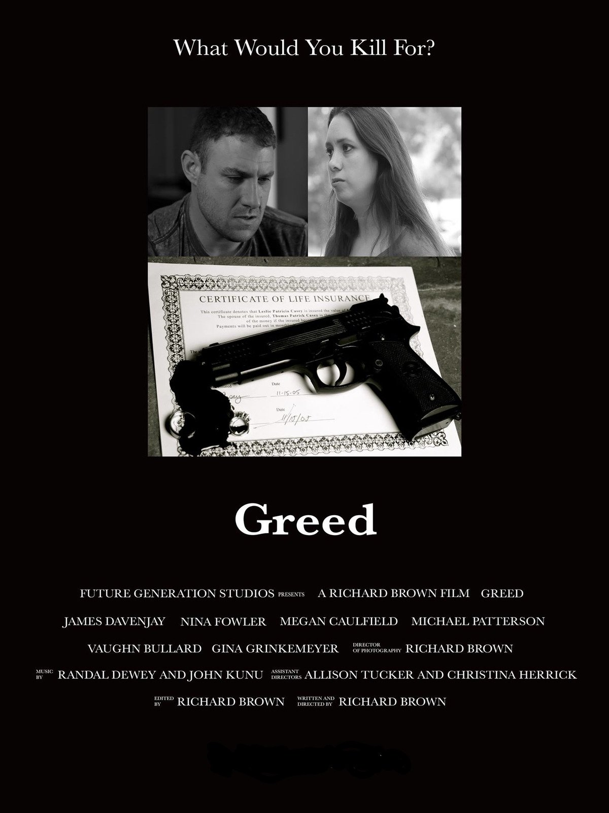 Greed on Amazon Prime Instant Video UK