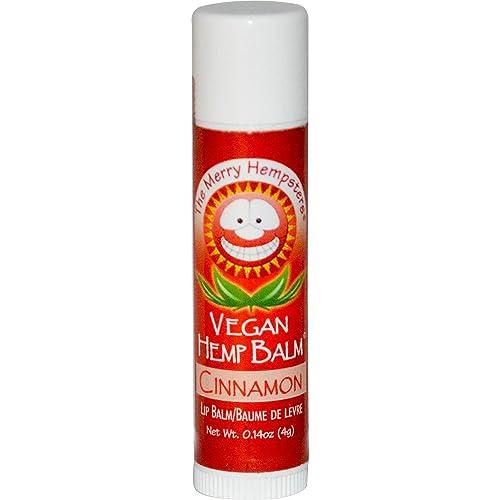 Vegan Hemp Lip Balm