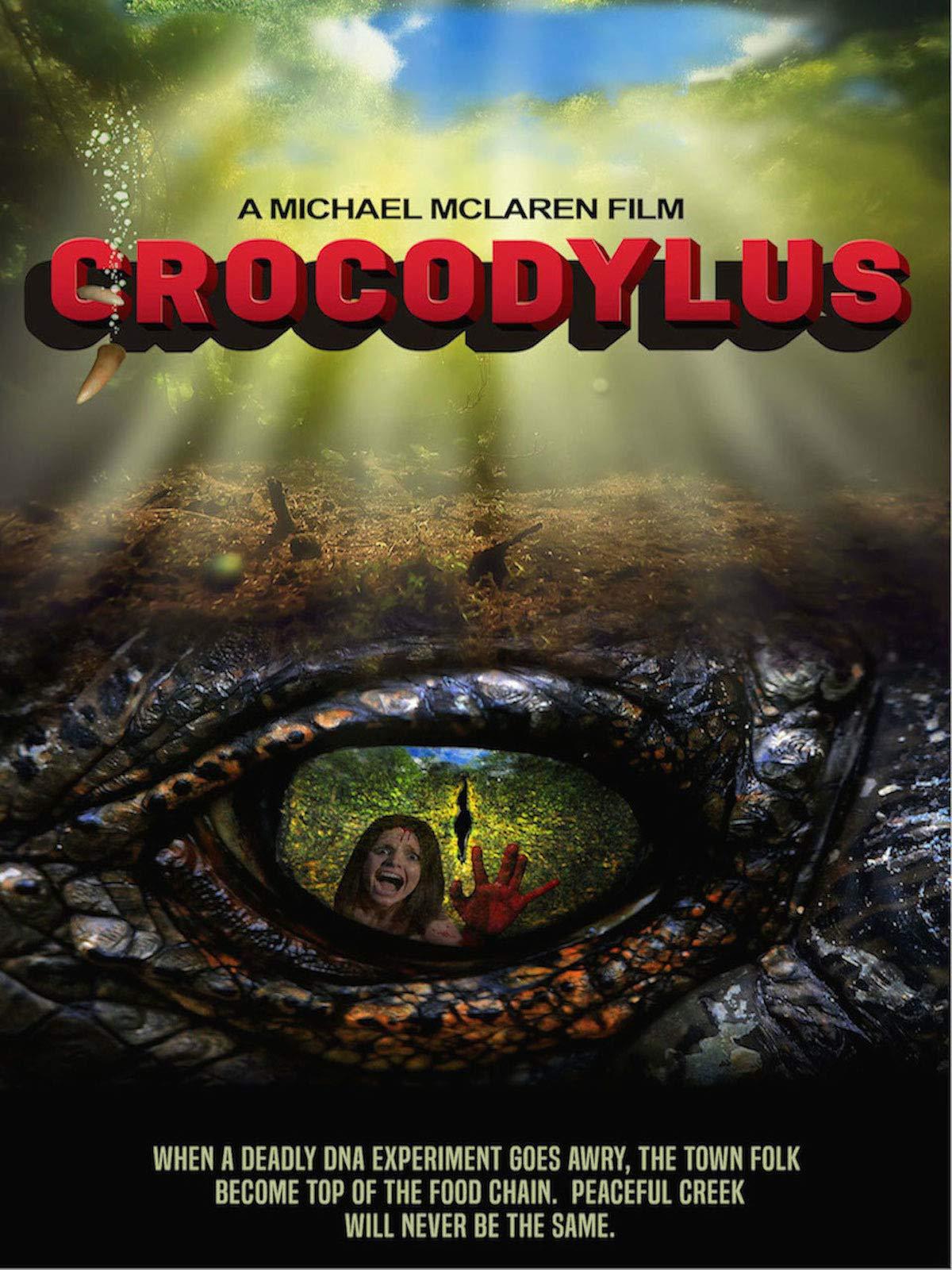 Crocodylus on Amazon Prime Video UK