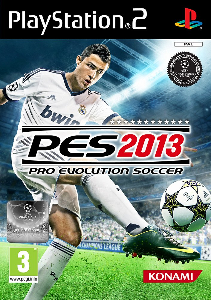 [MULTI] Pro Evolution Soccer 2013 [MULTI] [PlayStation 2]