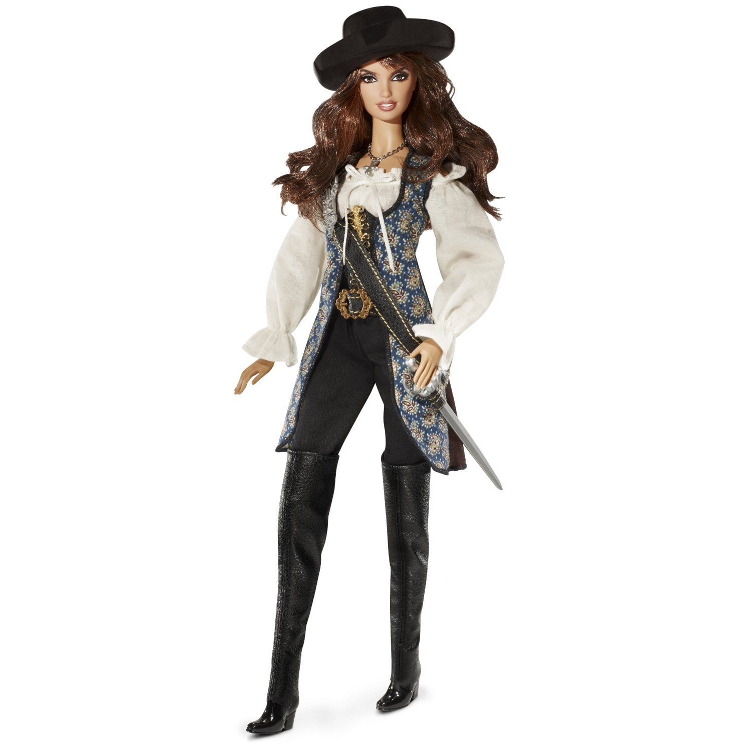 Pirates of the Caribbean On Stranger Tides 6 Inch Series 1 Action Figure Angelica