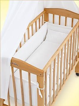 fabimax lit cododo classic avec quipement amelie blanc int gral matelas protect cheap. Black Bedroom Furniture Sets. Home Design Ideas