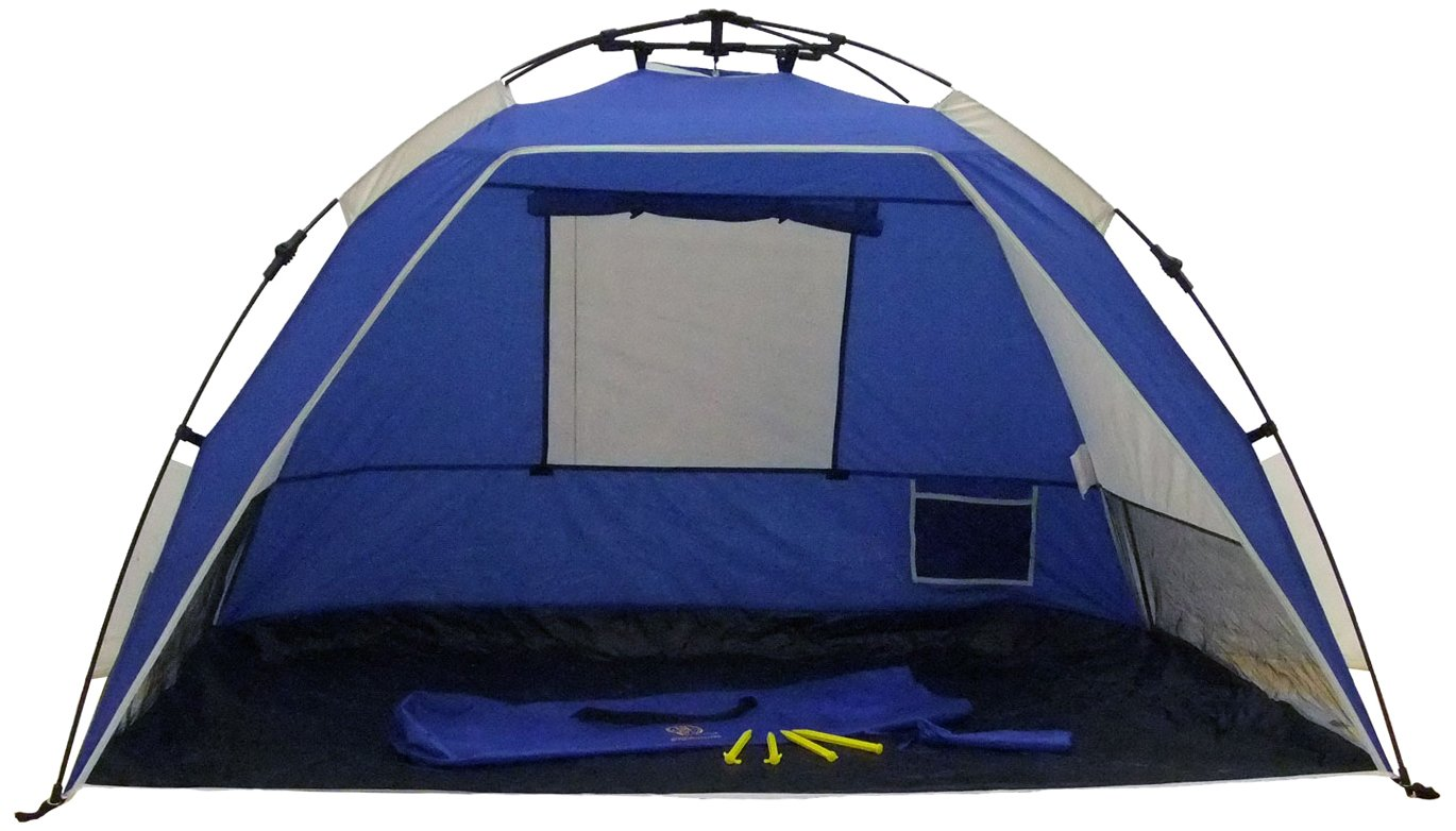 Instant Tent Shelter : Beach shade shelter genji sun shelters sports instant