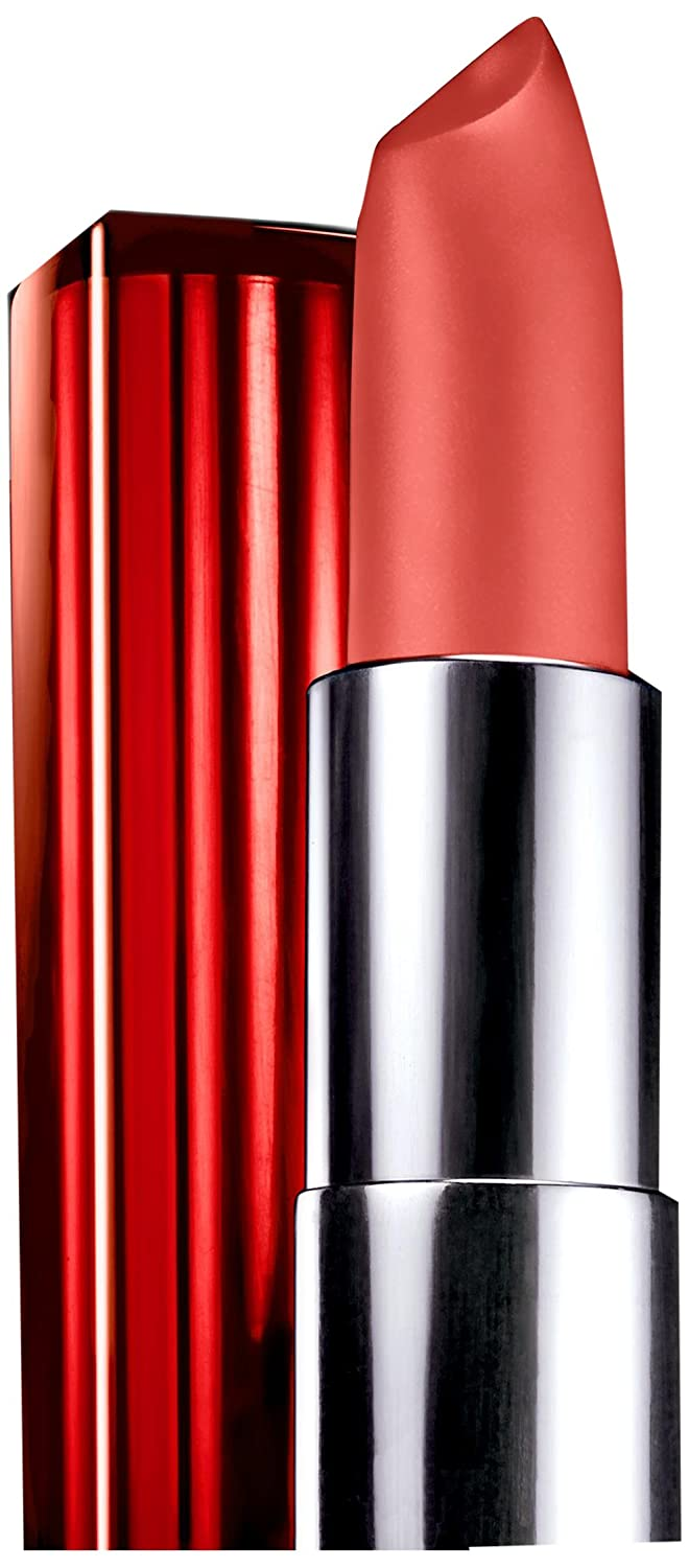 buy maybelline color sensational lip color glamourous red 553 4g online at low prices in india amazonin - Gemey Maybelline Color Sensational