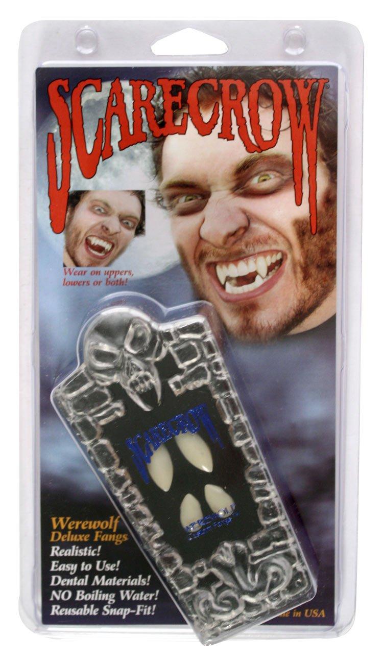 Scarecrow Werewolf Deluxe Custom Fangs