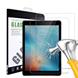 iPad 2 3 4 Screen Protector, iPad 2nd 3rd 4th Gen Generation Glass Screen Protector, 2 Pack AndHot HD Clear Tempered Glass Screen Protector Film for Apple iPad 2 iPad 3 iPad 4 (Oldest Models) (Color: B-2 Pack iPad 2 3 4)