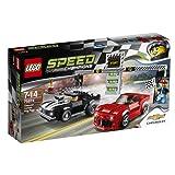 レゴ スピードチャンピオン シボレー カマロ ドラッグレース 75874
