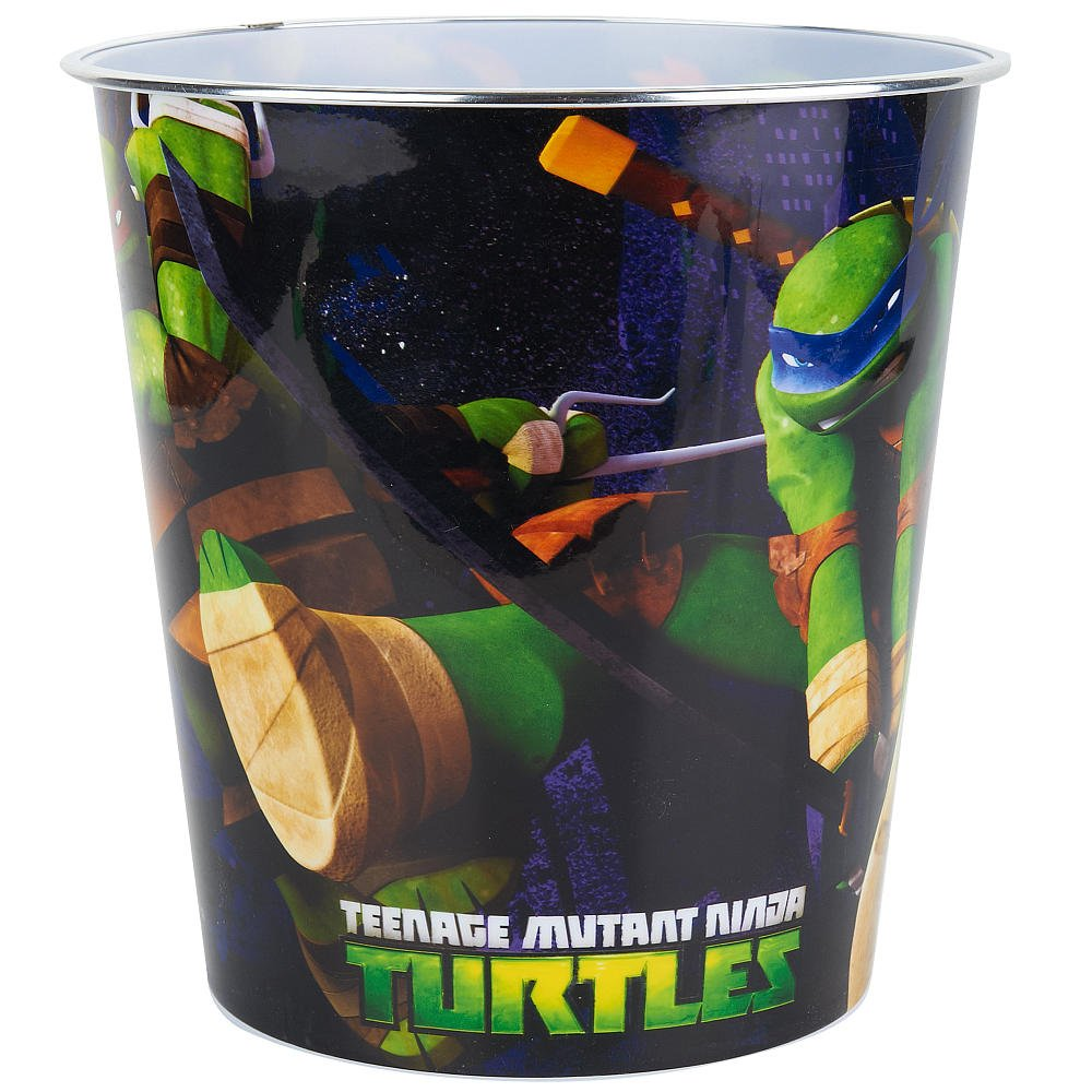 Teenage Mutant Ninja Turtles Waste Basket