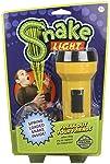 Sky Rocket Prank Star Snake Flashlight, Yellow
