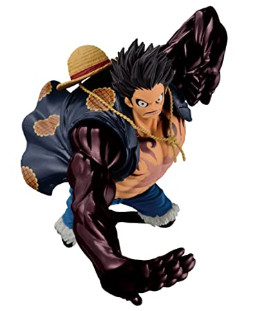 Banpresto - Figurine One Piece - SCultures Luffy Gear Fourth 18cm - 3296580338207