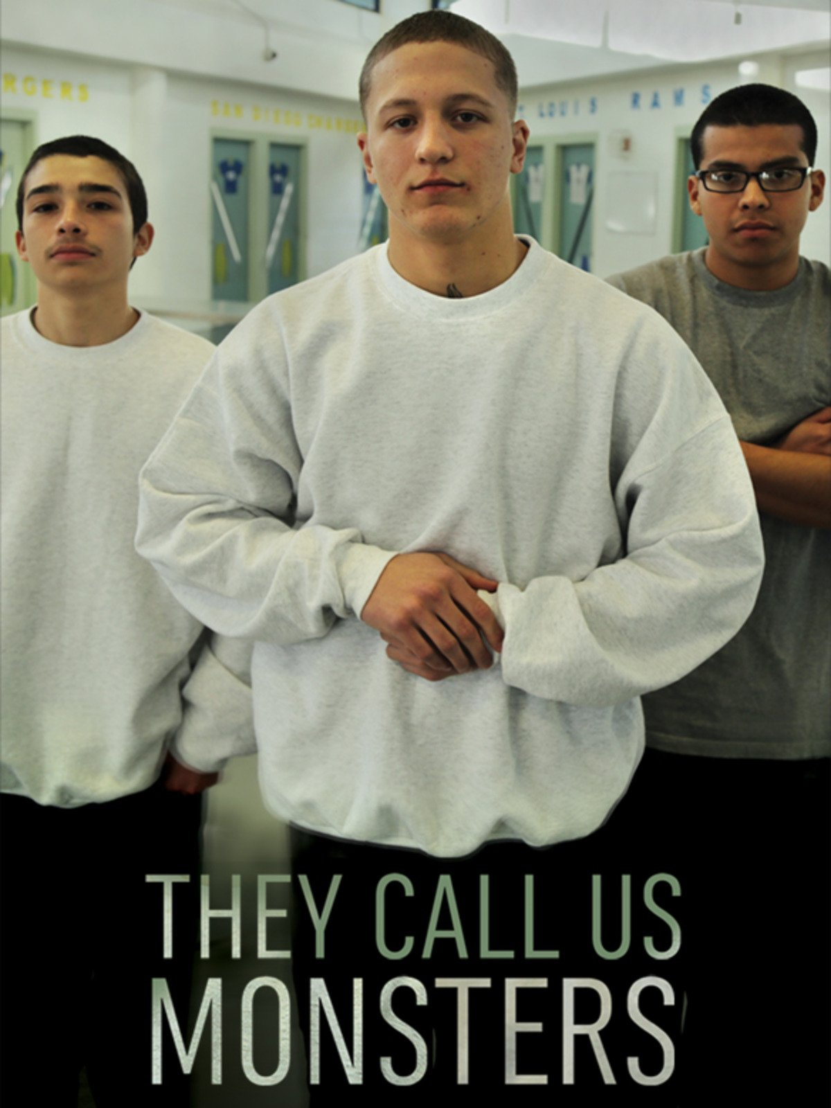 They Call Us Monsters on Amazon Prime Instant Video UK