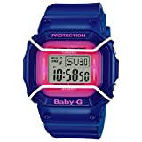 Casio Baby-G BGD501FS-2 Pink / Blue Silicone Analog Quartz Unisex Watch