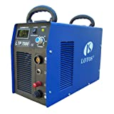 Lotos LTP7000 70Amp Non-Touch Pilot Arc Air Plasma Cutter, 7/8