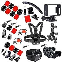 Mcocean GoPro Hero 4/ 3+/ 3 Camera Accessories Kit