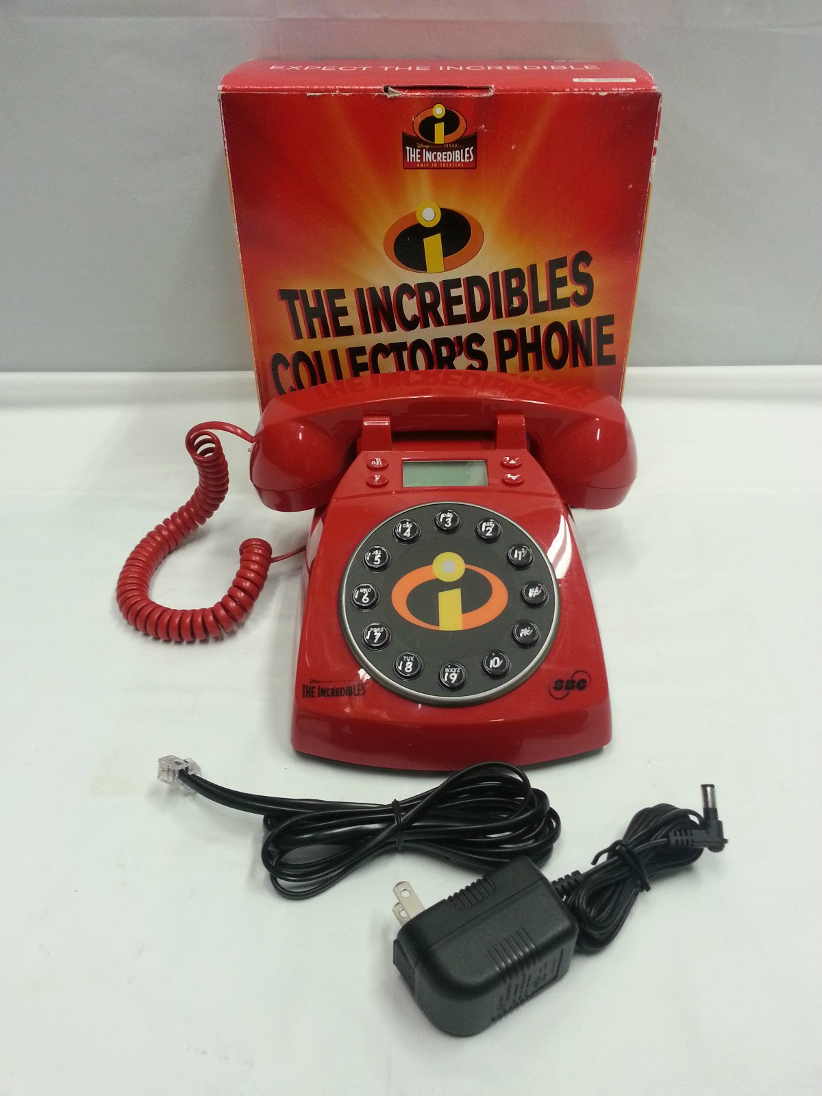 Incredibles Telephone